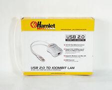 CS 2745 HAMLET SCHEDA LAN 10/100 MBIT INT. USB 2.0