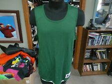 Champion brand green/white reversible pinnie/scrimmage vest #15 Large #27955