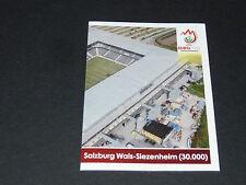 N°19 STADE STADION SALZBURG PART 2 ÖSTERREICH PANINI FOOTBALL UEFA EURO 2008