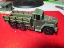 1983 Hot Wheels U.S. Army Truck