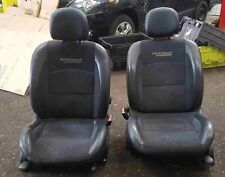 Renault Clio Sport MK2 2001-2006 172 182 Front Chairs Seats Half Leather