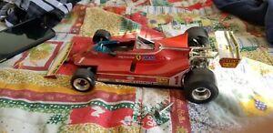 Ferrari 312 T5 Bburago 1:14 Jody Scheckter
