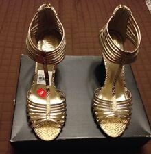 New Vince Camuto Sarea Women's Sandals size 9 NWT Designer Heel NWB Womens sz 9