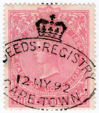 (I.B) Cape of Good Hope Revenue : Stamp Duty 3/- (1885)