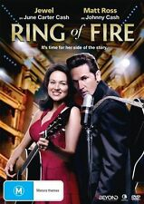 Ring Of Fire (DVD, 2016)