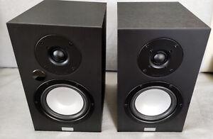 Magnat Multi Monitor 220 40W aktiv Lautsprecher - Schwarz - 1 Paar -