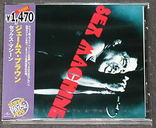 JAMES BROWN Sex Machine 1970 Album CD Polydor Japan Import NEW FACTORY SEALED