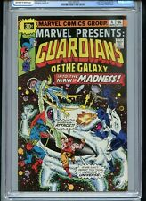 Marvel Presents #4 CGC 8.0 OWTW Pages 30 Cent Variant Guardians of the Galaxy