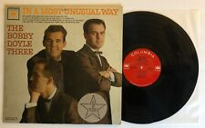 Bobby Doyle Three - In A Most Unusual Way - 1961 US Mono Promo Kenny Rogers (EX)