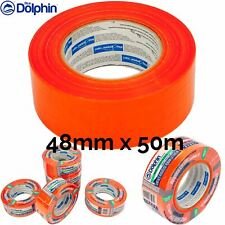 High Quality Rough Surface Exterior Tape Clean Peel UV Resistant Long 48mm x50m