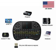 Mini Wireless Keyboard RF 2.4G Touchpad Keyboard For PC Android TV XBox PS3