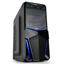 ORDENADOR NUEVO PC INTEL QUAD CORE 9,2GHz, 8GB RAM, 1TB, DVRW, HDMI, USB3, DX12