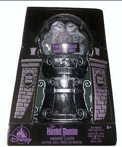 Disney Madame Leota Light-Up Fog Figure Crystal Ball Haunted Mansion New