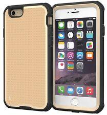 roocase Apple iPhone 6/6S VersaTough Case, Fossil Gold