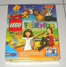 Gioco Pc Cd LEGO FRIENDS - BOX nuovo ITA Lego Scala 1999