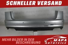 Audi A6 4G 4G9 Avant Kombi Facelift Stoßstange Hinten mit Diffusor Orig. Silber
