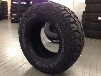 5  LT38x13.50R17 Milestar Patagonia Mud Tires 38135017 MT OWL 6 PLY Off-Road