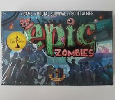 Tiny Epic Zombies Deluxe Kickstarter Edition Item Meeple New & Sealed Board Game
