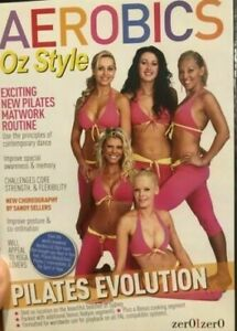 Aerobics Oz Style - Pilates Evolution (DVD)