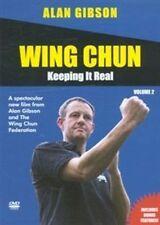 Alan Gibson - Wing Chun - Keeping It Real - Kung Fu - DVD
