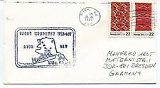 1987 Sitka Alasta Woodrush Polar Antarctic Cover