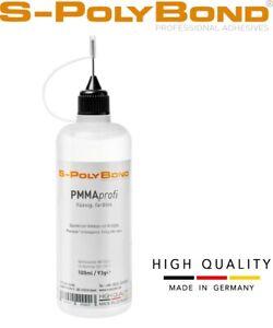 S-PolyBond® Acrylglas, Plexiglas Kleber, Klebstoff, Kaltschweißkleber 100ml