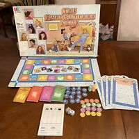 1989 The Babysitters Club Board Game By Milton Bradley New Condition