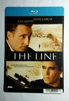 THIN LINE LIOTTA GARCIA BLURAY ART PHOTO MINI POSTER BACKER CARD (NOT a movie )