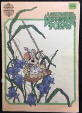 Gloria & Pat A Merry-Mouse Book Of Favorite Poems Cross Stitch Leaflet 1985
