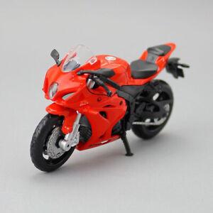 1:18 Suzuki GSX-R1000 Motorcycle Model Diecast Bike Model Toy Kids Gift Red