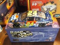 2002 JEFF GORDON 24 PEPSI/ DAYTONA 1 24TH SCALE DIECAST  COLOR CHROME