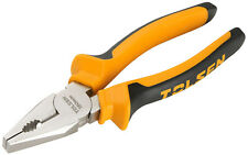 "Combination Pliers / Snips  ,Diagonal Side  Wire Cutters 6"" (160mm)  TOLSEN"