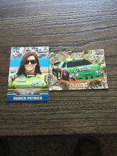 Danica Patrick Go Daddy card lot