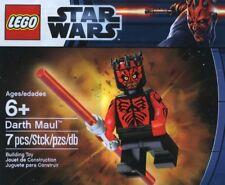 Lego DARTH MAUL Shirtless Sith (5000062) Rare Minifigure Polybag - NEW SEALED