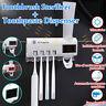 Sterilizzatore UV Porta Spazzolino Dispenser Automatico Dentifricio USB a Parete