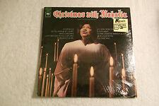 MAHALIA JACKSON - Christmas with Mahalia - LP Columbia Shrink - 1968 - Holiday