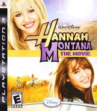 Hannah Montana The Movie PS3 New Playstation 3