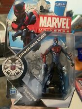 Marvel Universe Spider-Man 2099 3.75 Inch Hasbro Action Figure 005 Series 3 New