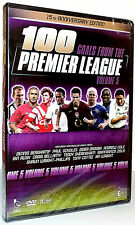 100 Goals From The Premier League  (2007) 15th Anniversary Edition - Football