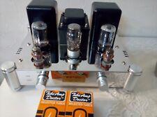 Röhrenverstärker  Endstufe neuwertig mit OVP und Rechnung.