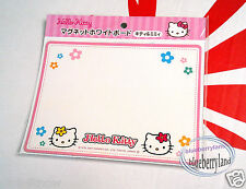 Japan Sanrio Hello Kitty White Magnetic Board Fridge Kitchen ladies kids magnets