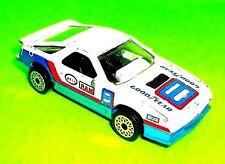 VTG Matchbox Superfast 1984 DODGE DAYTONA TURBO Z Made in MACAU Goodyear 8 NMint