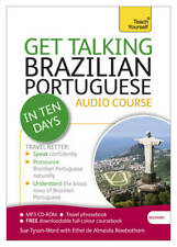Get Talking Brazilian Portuguese in Ten Days Beginner Audio Course: (Audio pack)