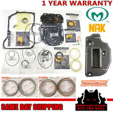 Vw Audi 6 Speed 09G Master Transmission Rebuild Seal Overhaul Kit O9G Tf60Sn