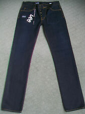 MENS LEE 'LO SLIM L2' JEANS - BNWT - SIZE 28 29 30