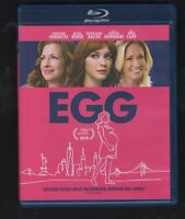 Egg (Blu-ray Disc, 2019) Gravitas Ventures THE WATCHING PROJECT