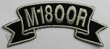 Patch ricamate n. 19 m1800r, Biker ricamate patch Route 66 MOTO customusa