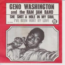 """Soul Pop Vinyl-Schallplatten (1960er) mit Single 7"""" - Plattengröße"""