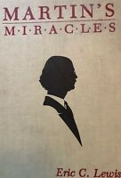 Martin's Miracles: The magic of Martin Lewis Hardcover Book – 1985