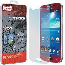 2 Pellicola in Vetro Temperato Per SAMSUNG Galaxy S4 Mini i9195 i9190 Salva LCD